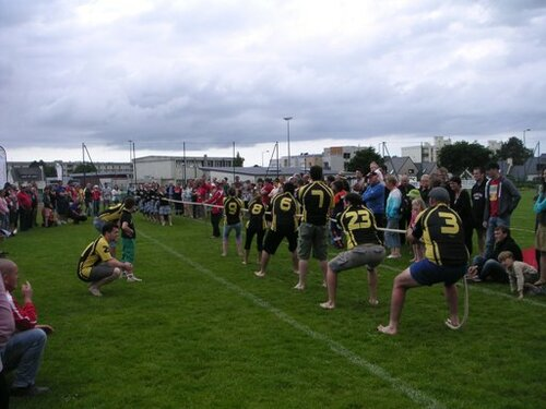finale Casson / Lannion Rugby